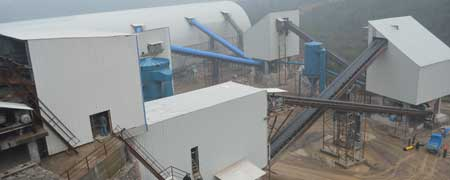 <b>Basalt Production Line</b>