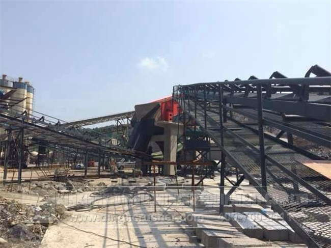 1000TPH Stone Production Line in Yibin