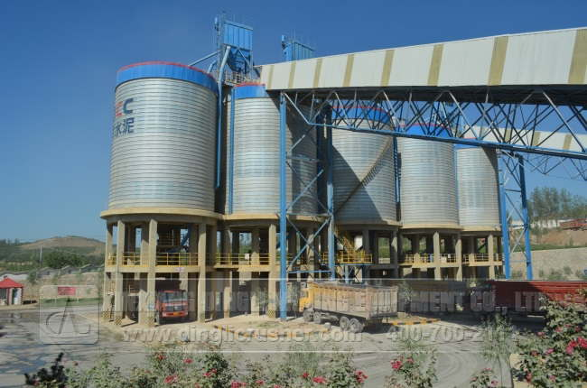 Cement Plant of China Unit