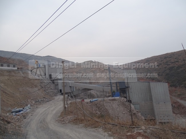 500TPH Stone Production Lin