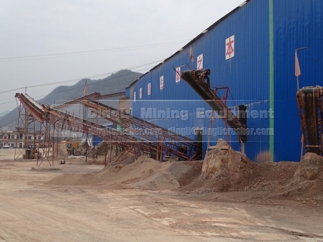 400TPH Stone Production Lin