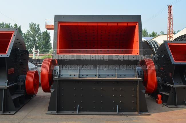 heavy hammer crusher machine