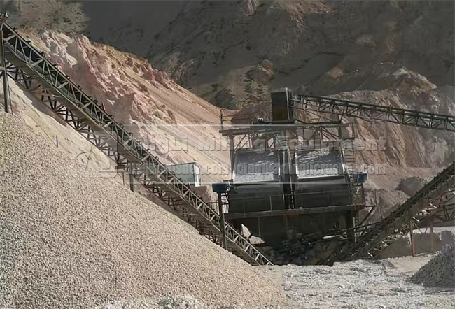 <b>500TPH Limestone Production</b>