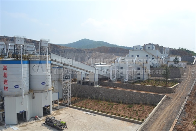 Stone Crusher Plant of Songji Group