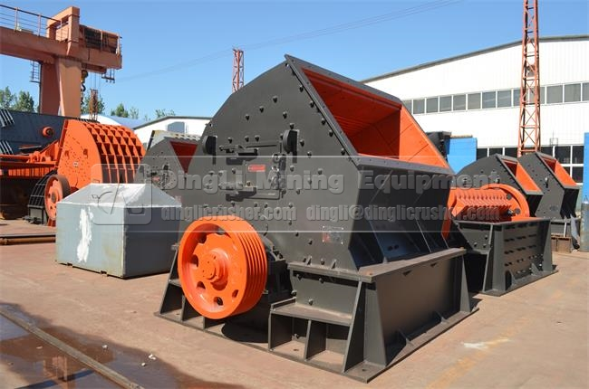 stone shaping crushing machine