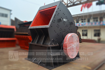 shaping crusher machine