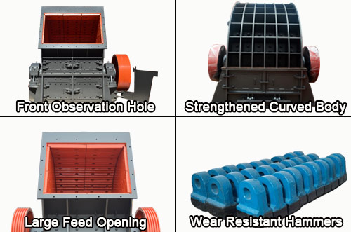 hammer crusher parts  hammer crusher wear parts