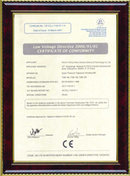International CE Quality System Certification